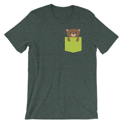 Pocket Bear (Faux Pocket)