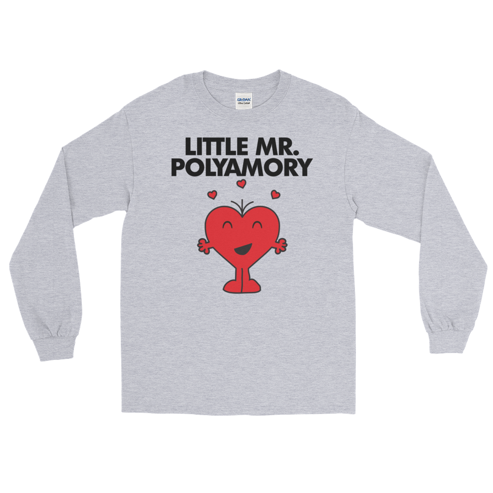Little Mr. Polyamory (Long Sleeve)