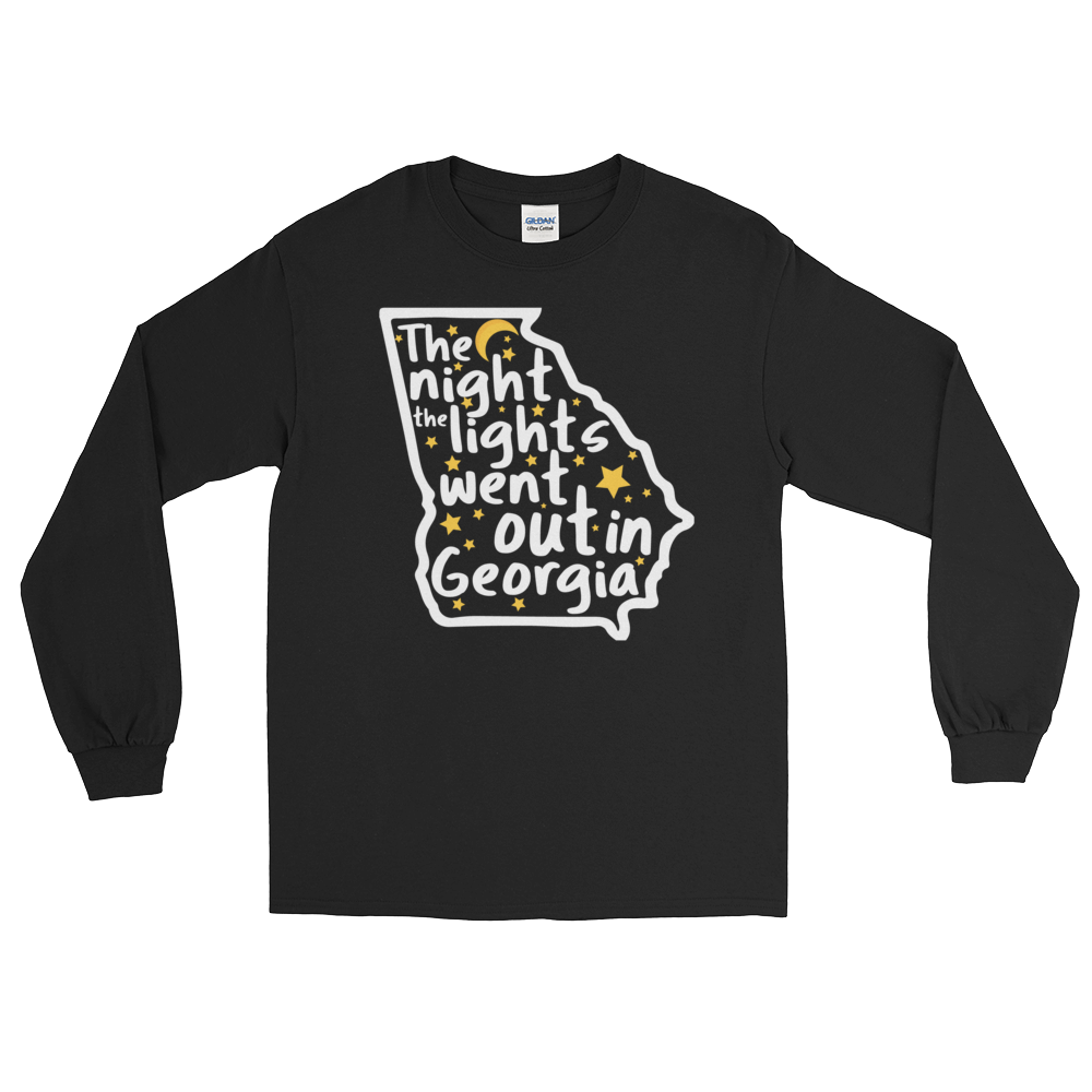 The Night the Light Went Out in Georgia (Long Sleeve)