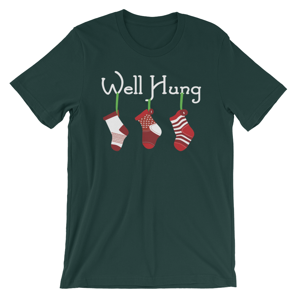 Well Hung Stocking