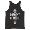 Dorothy in the Streets Blanche in the Sheet (Vest)