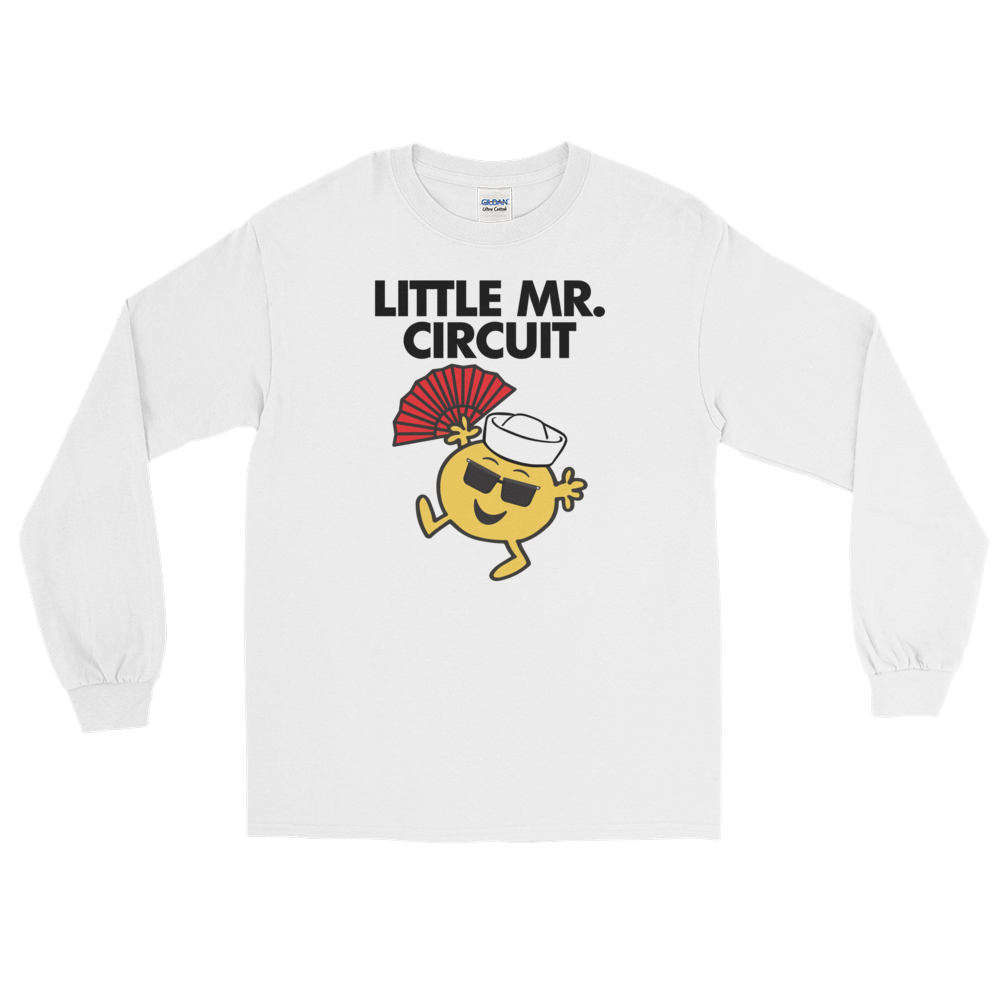 Little Mr. Circuit (Long Sleeve)