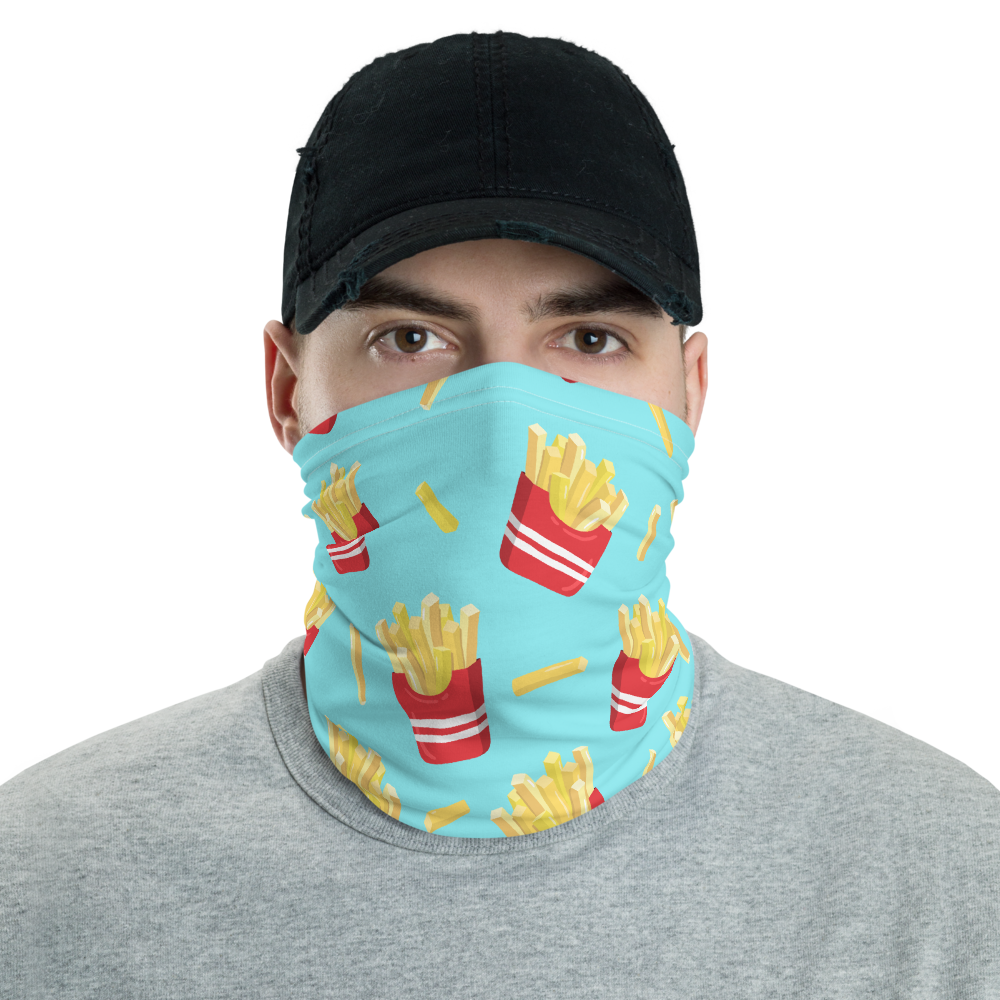 Fries with That (Mask/Neck Gaiter)