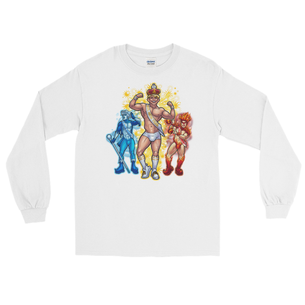 Shiny New Year (Long Sleeve)