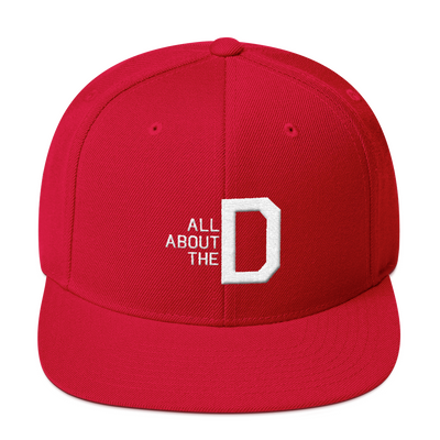 All About the D (Baseball Cap)