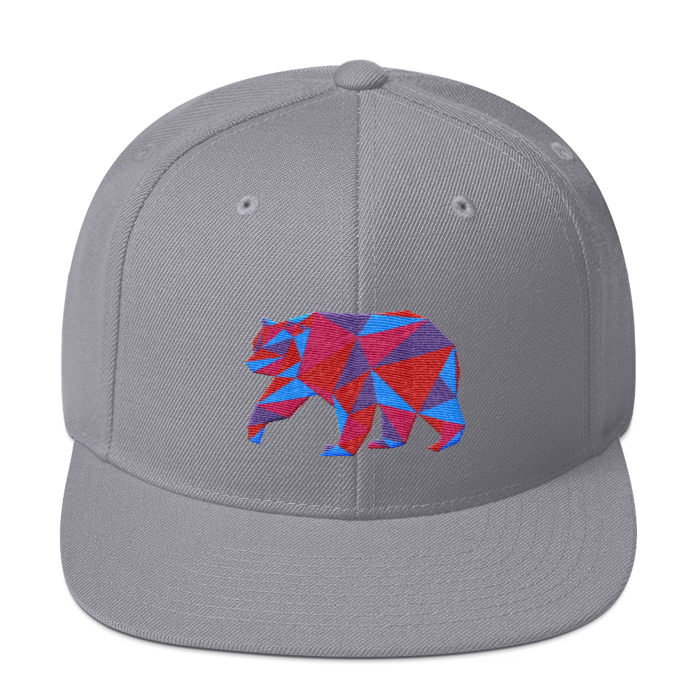 Polygon Bear (Baseball Cap)