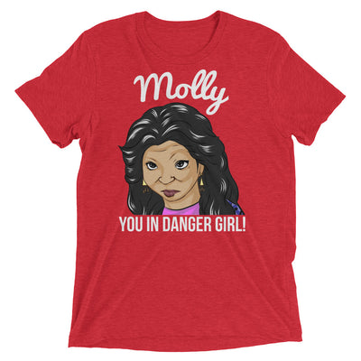 Molly, You in Danger Girl (Premium Triblend)