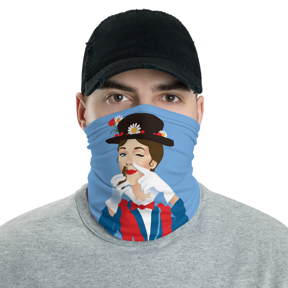 Mary Poppers (Neck Gaiter)