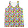 Gummy Bear (Allover Tank Top)