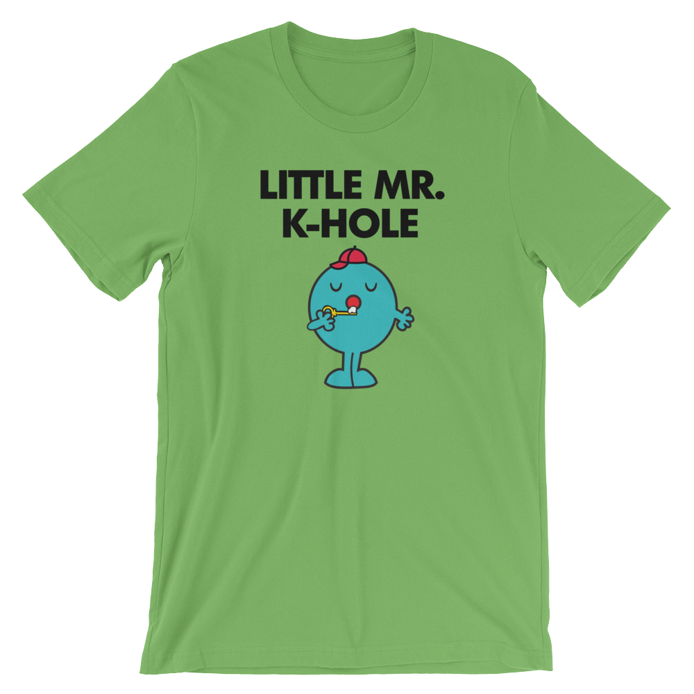 Little Mr. K-Hole