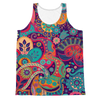 Paisley (Allover Tank Top)