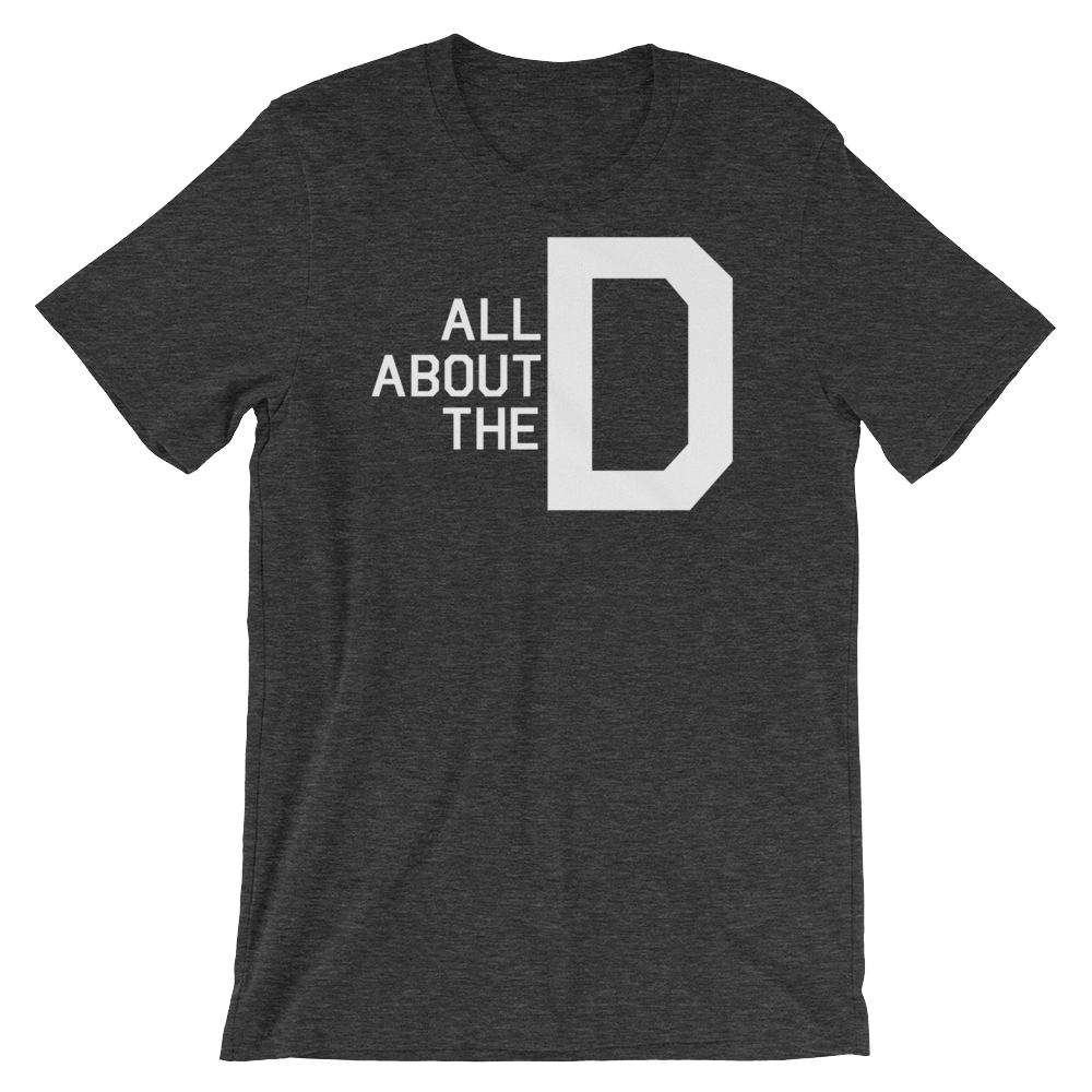 All About The D