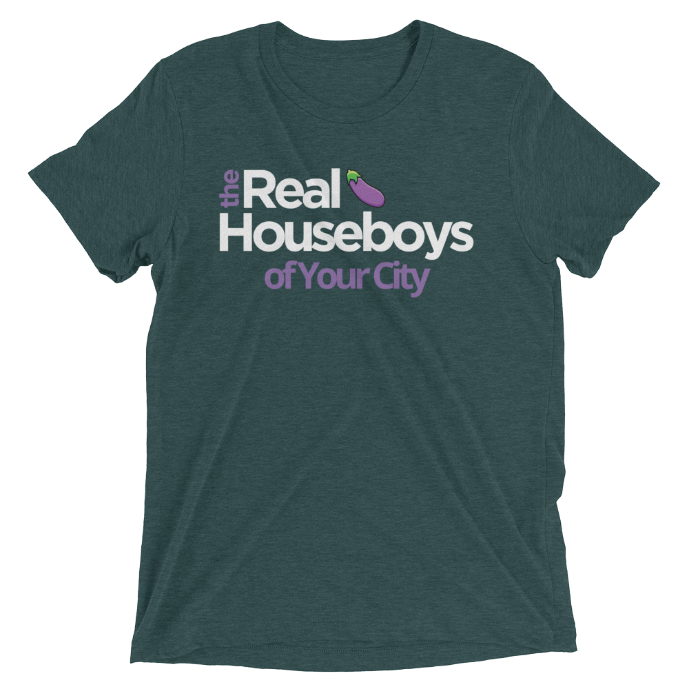 Real Houseboys (Premium Triblend - Personalize)