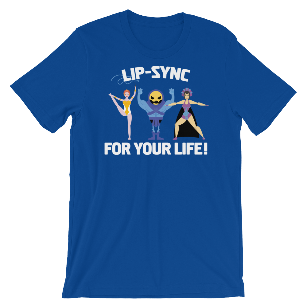 Lip-Sync For Your Life