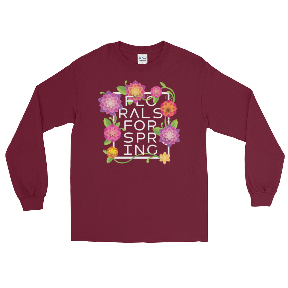Florals for Spring (Long Sleeve)