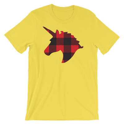 Plaid Unicorn