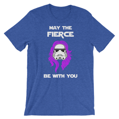 May The Fierce Be With You