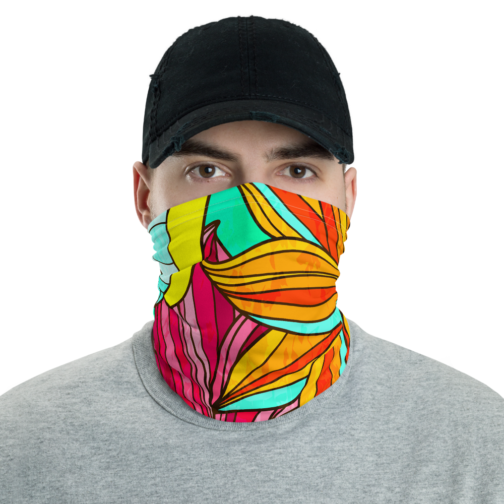 Scandalous Flowers (Mask/Neck Gaiter)