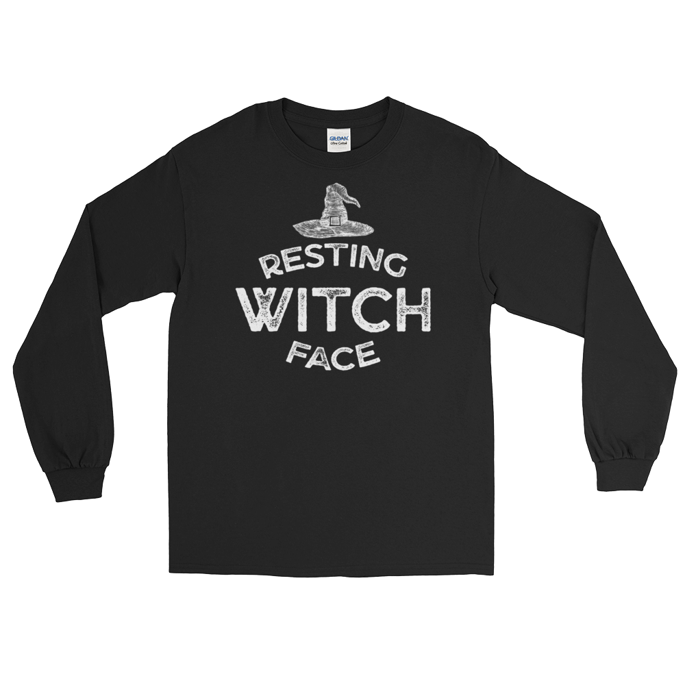 Resting Witch Face (Long Sleeve)