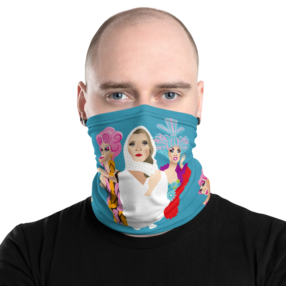 Queens of the Desert (Mask/Neck Gaiter)
