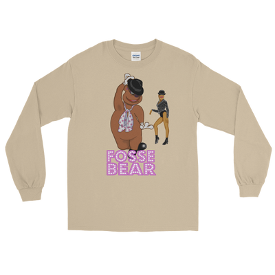 Fosse Bear (Long Sleeve)