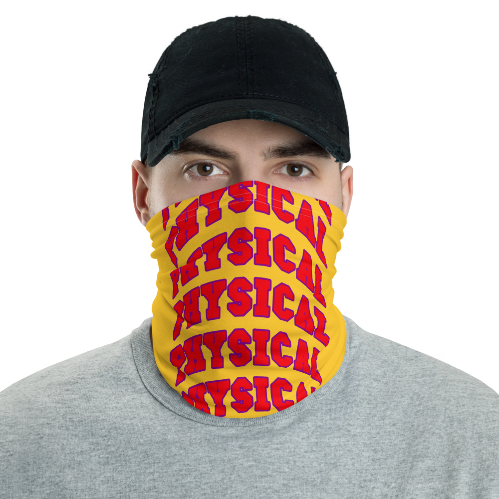 Physical (Mask/Neck Gaiter)