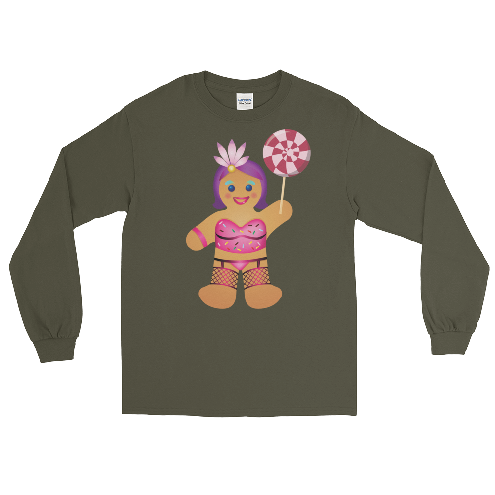 Gingerbread Drag Queen (Long Sleeve)