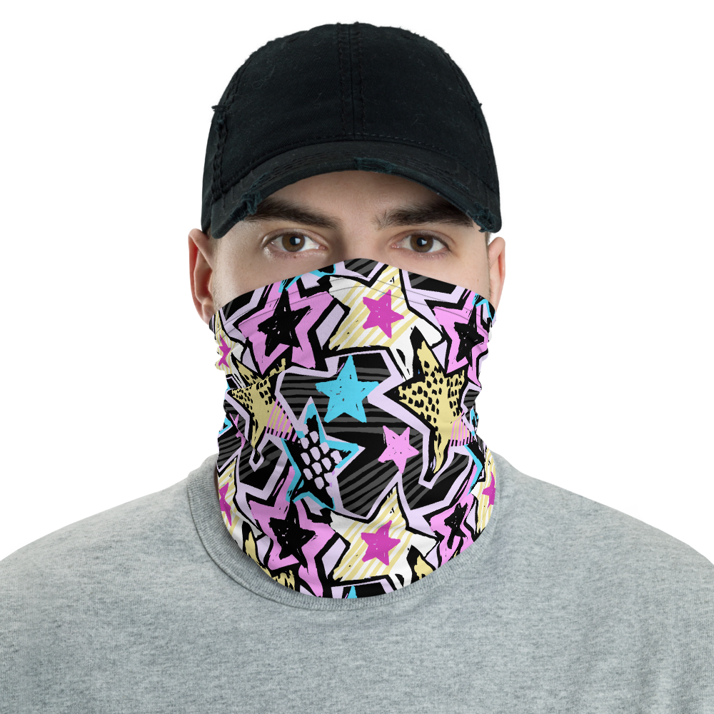 Truly Truly Outrageous (Neck Gaiter)