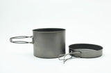TOAKS Titanium 1300ml Pot with Pan