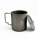 TOAKS Titanium 450ml Cup with Lid
