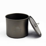 TOAKS LIGHT Titanium 550ml Pot without Handle