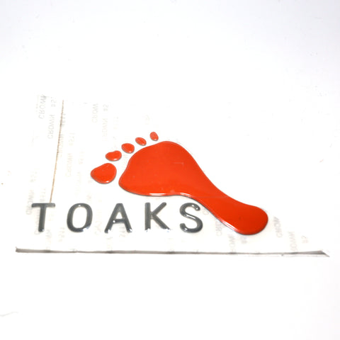 TOAKS decal