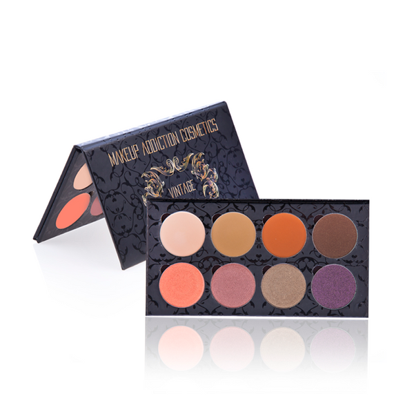 Makeup Addiction Cosmetics Vintage Palette