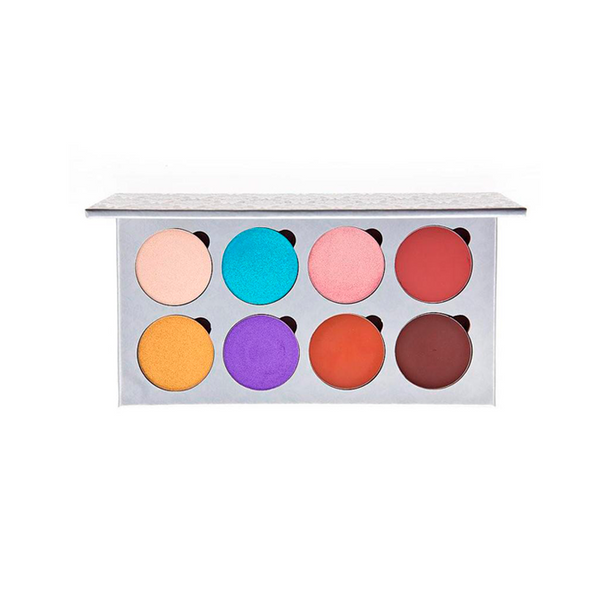 Makeup Addiction Cosmetics Flaming Love Eyeshadow Palette