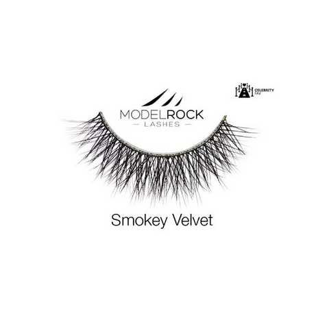 MODELROCK SIGNATURE RANGE - SMOKEY VELVET DOUBLE LAYERED