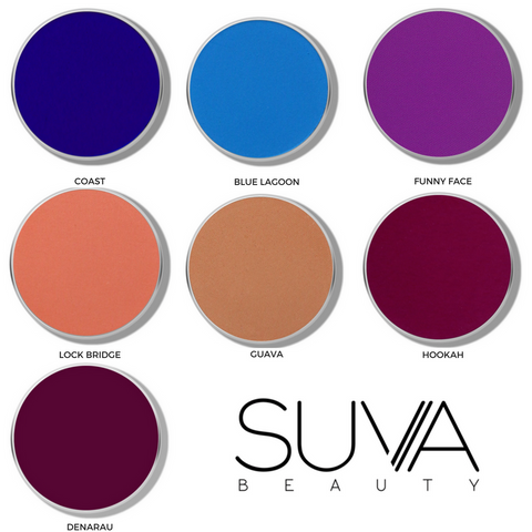 SUVA Beauty Matte Eyeshadow
