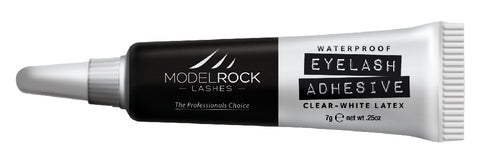 MODELROCK - Lash Adhesive 7gm Waterproof Black/Dark