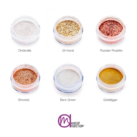 Makeup Addiction Cosmetics Pigments