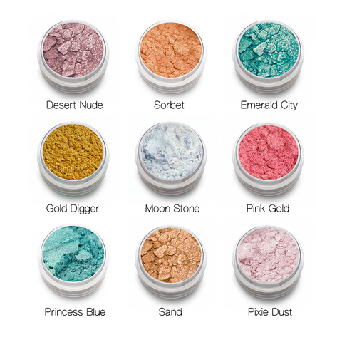 Smolder Cosmetics - LOOSE GLAM DUST