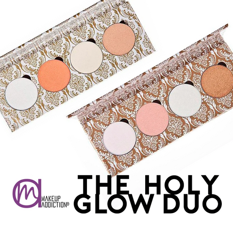 The Holy Glow Duo from Makeup Addiction