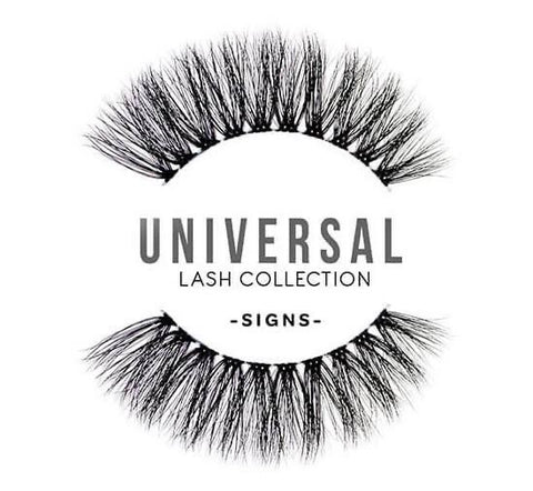 Bperfect Universal Lashes- 'SIGNS'