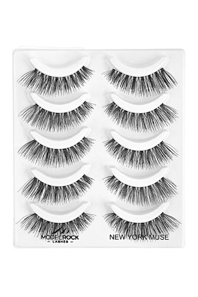 Modelrock New York Muse- 5 pair lash pack