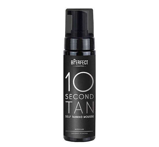Bperfect 10 Second Self Tanning Mousse- Medium Coconut