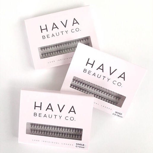 Hava Beauty Co Classic Luxe double pack (120) ECO PACKAGING
