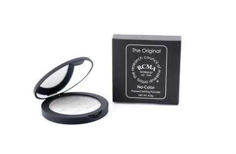 RCMA No Colour Pressed Powder