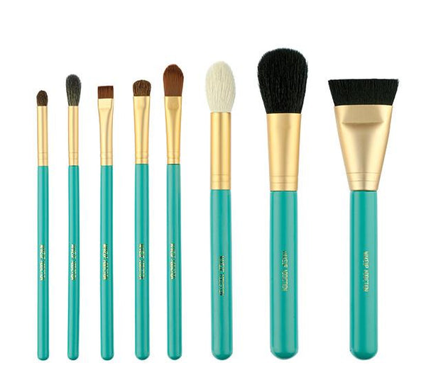 Makeup Addiction Cosmetics Aqua Dream Brush Set
