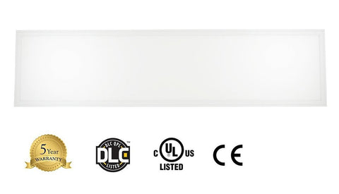 HISUN LED Panel Light 1x4 40W 5000k