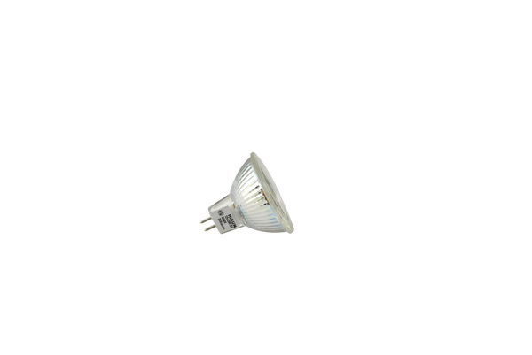 5W MR16 Spotlight with GU5.3 Base (12V AC/DC Low Voltage)