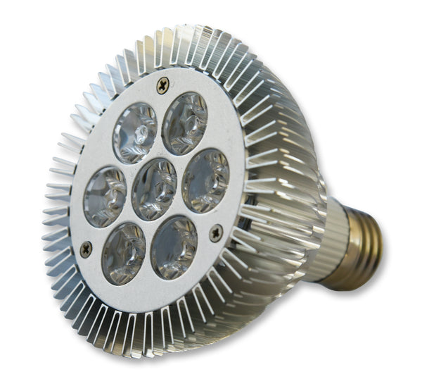 HISUN LED PAR30 8W Color Bulb