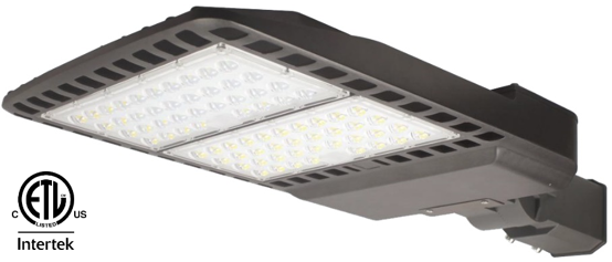 150W Street Light, 5000K, 19500 Lumens (LN)